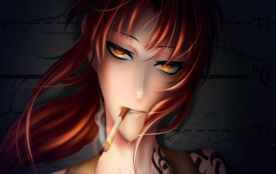Wallpaper Gambar Anime Tomboy Keren — ANIMWALL.COM