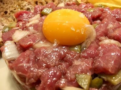 Steak tartar de solomillo ibérico - Receta - el gastrónomo - Receta de Steak Tartar - ÁlvaroGP SEO
