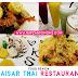 Kaisar Thai Restaurant - Seafood Longgok & Masakan Dari Thailand Yang Wajib Anda Cuba