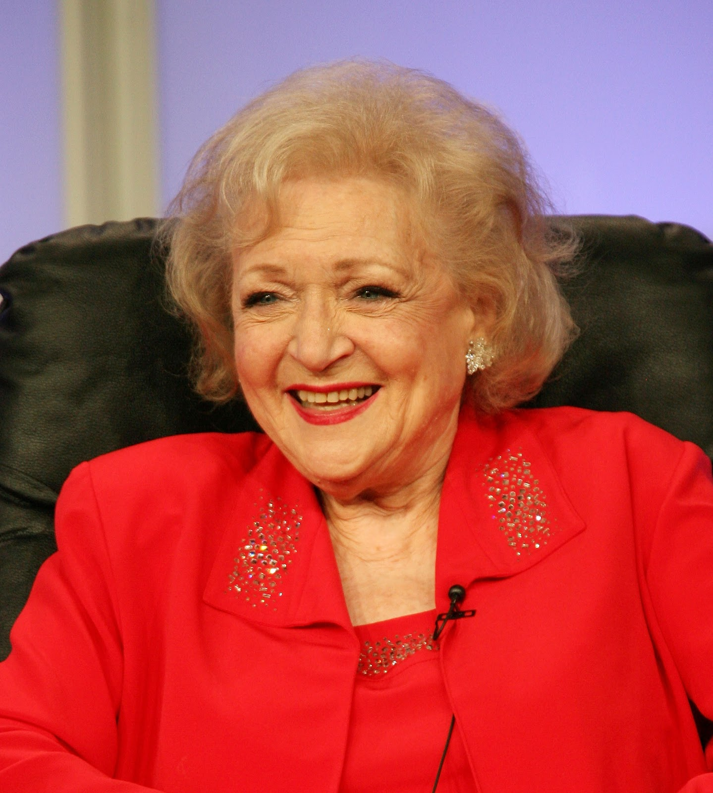 In Your Face Women: Betty White