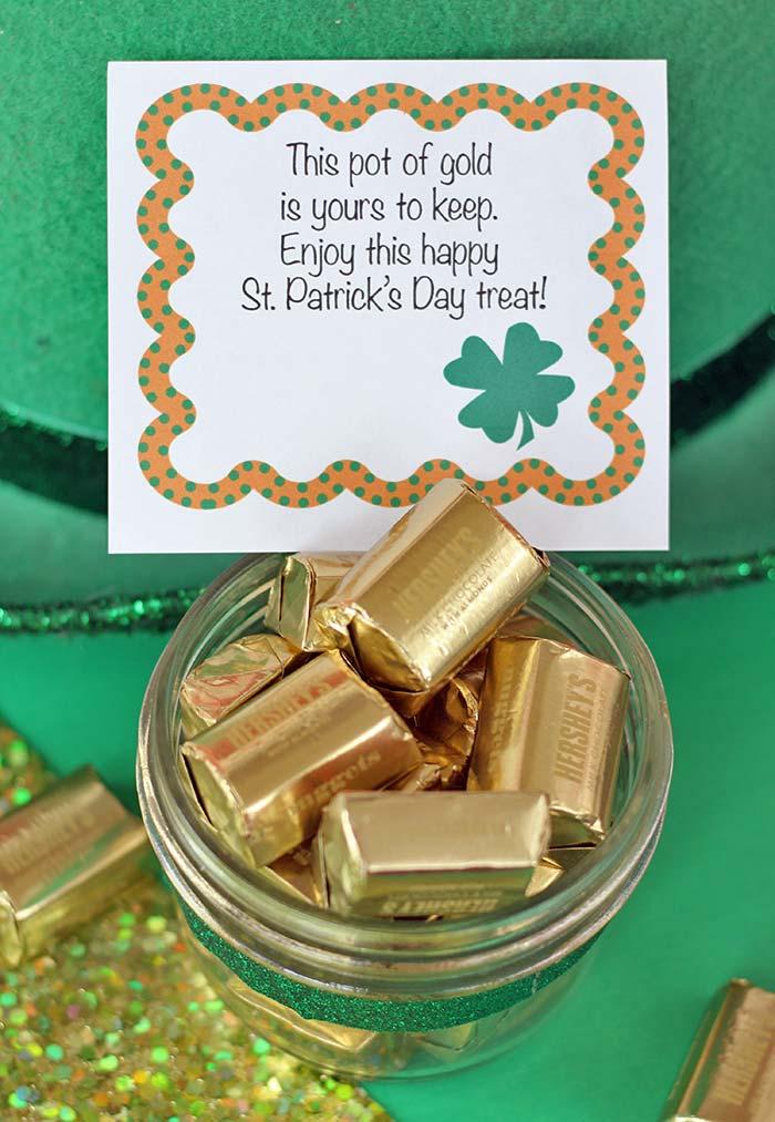 St. Patrick's Day Scavenger Hunt for Kids   Printable ...