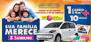 Promoção Sanremo