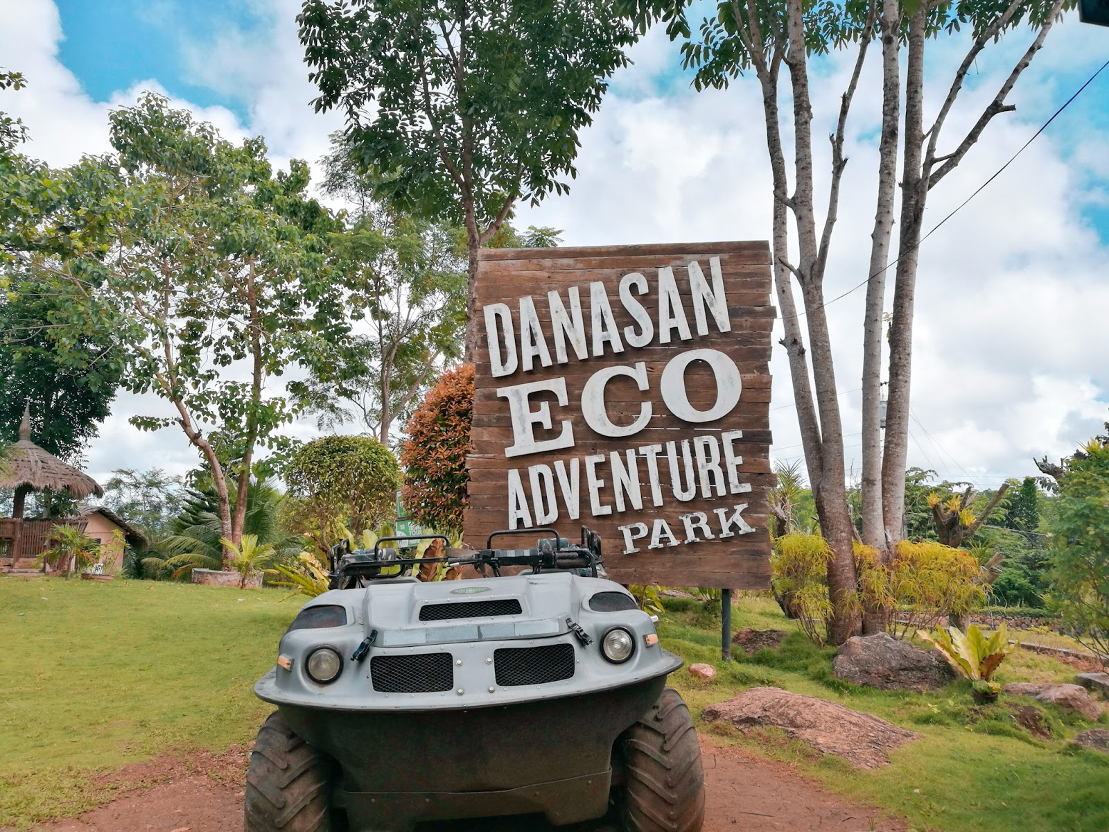 Danasan Eco Adventure Park: The Perfect Place for Thrill-Seekers