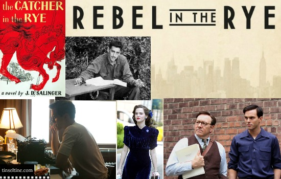 Rebel in the Rye Writer Director Danny Strong Movie Review