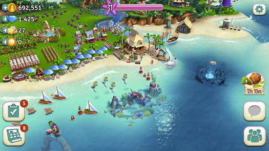 FarmVille: Tropic Escape Mod Apk Android