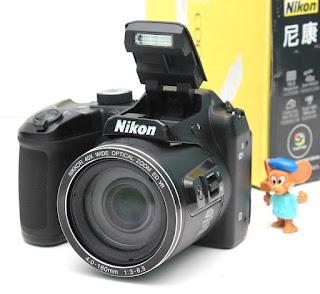 Jual Nikon Coolpix B500