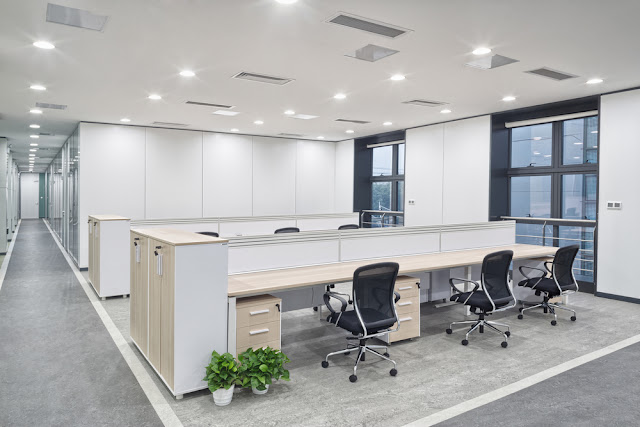 office Interior Fit Outs