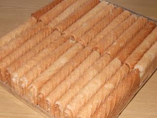 Resep Dan Cara Membuat Kue Semprong
