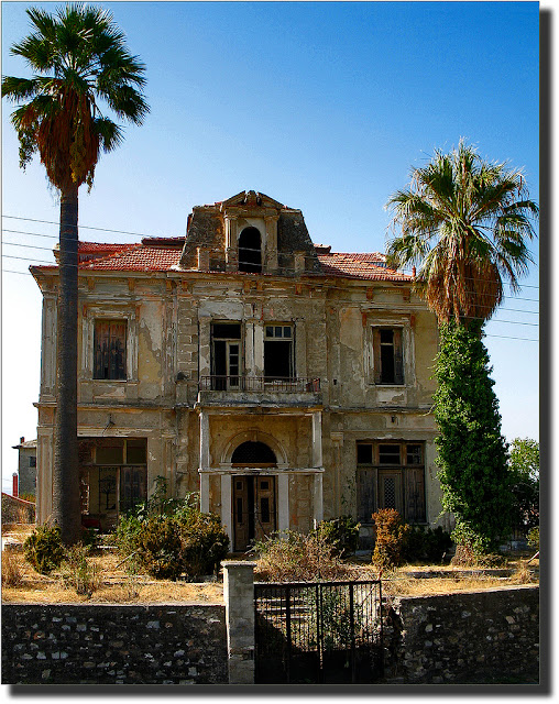 Kontos Mansion Photo by Eirini Papadaki Flicker