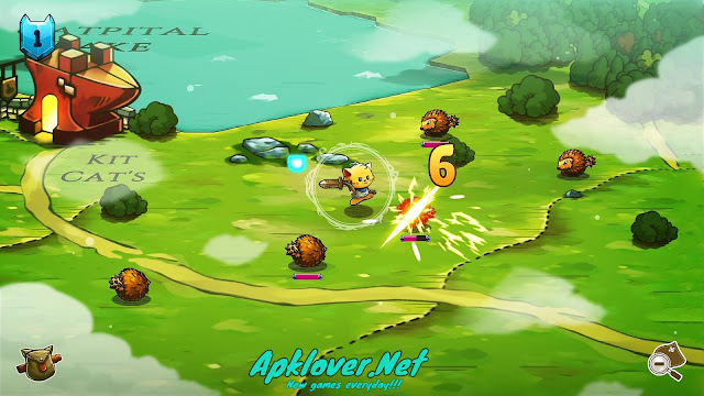 Cat Quest MOD APK unlimited money