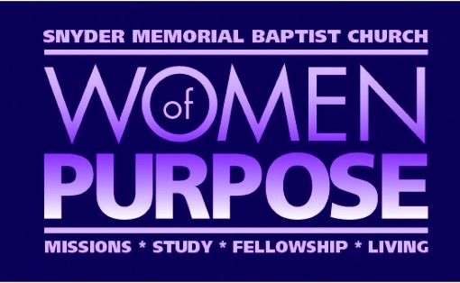 Snyder Women of Purpose FACEBOOK