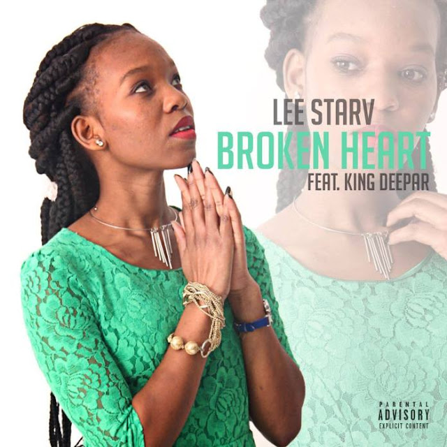 Lee Starv – Broken Heart Ft. King Deepar (Mp3 Music)