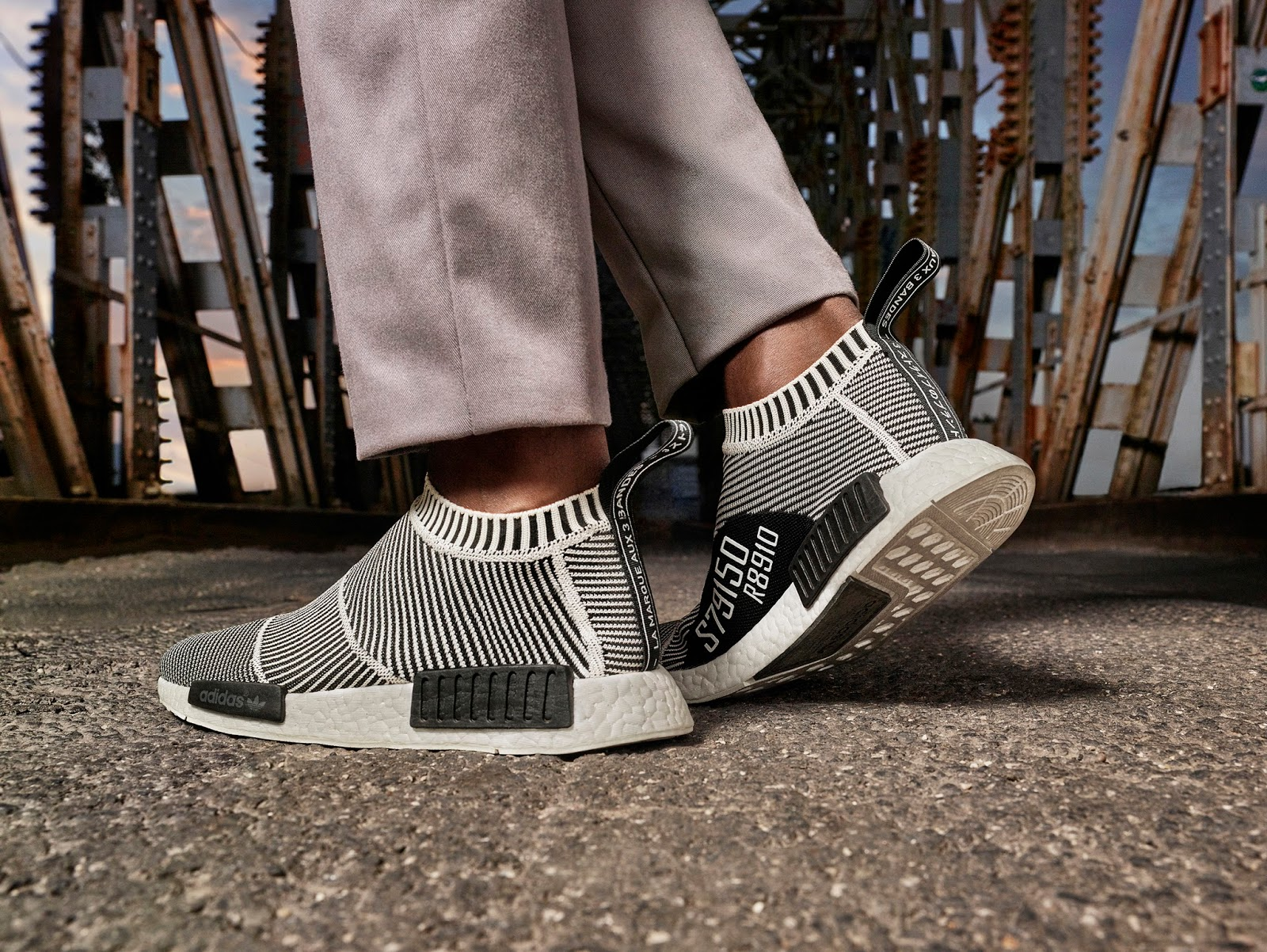 39f480ba5 adidas Originals debuts a brand new mid-cut iteration of the NMD model -  the NMD City Sock. The NMD CS1 is inspired in equal parts by contemporary  ...