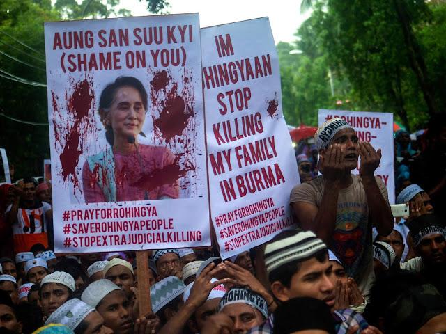 Tegas, Muhammadiyah Desak Cabut Nobel Perdamaian Aung San Suu Kyi