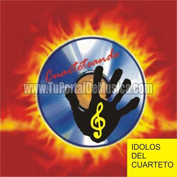 Cuarteteando - Idolos Del Cuarteto (2016)