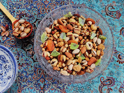 Ajil-Mixed Nuts
