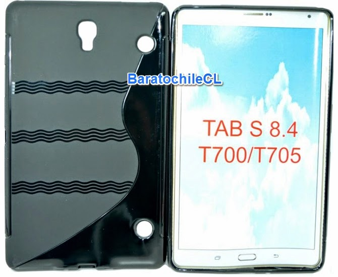 Carcasa Galaxy Tab S 8.4