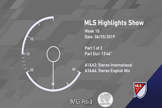 MLS Highlights Show AsiaSat 5 Biss Key 7 May 2019