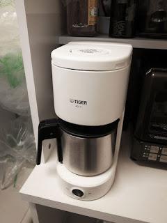 tiger acc-s060 コーヒーメーカーステンレスポット