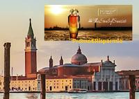 """Logo Concorso ''""""#theSoulofSunset photo contest'': vinci gratis soggiorno a Venezia e buoni acquisto"""