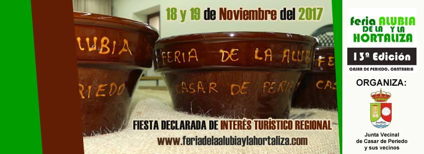 Feria de la Alubia y la Hortaliza en Casar de Periedo 2017