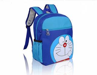 Tas Sekolah Gambar Doraemon