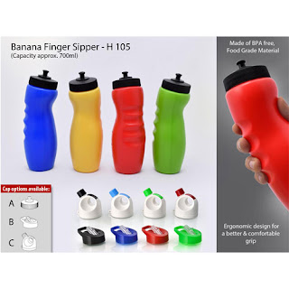 customized Grippy Water Bottle