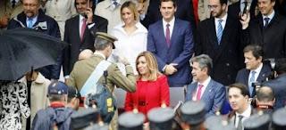 LA POLÍTICA ESPAÑOLA SE LA JUEGA EN DÍA LLUVIOSO