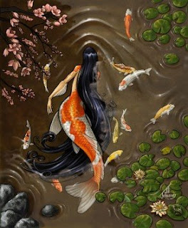 Los peces koi y su significado lost in deep dreams for Peces koi baratos