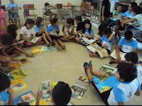 17474578 1492473704096997 183233564 n 560x419 - Há 20 anos professor leva literatura nordestina a crianças de escola pública