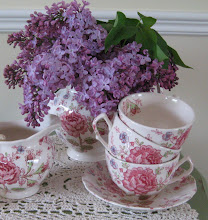 Rose Chintz and Lilacs