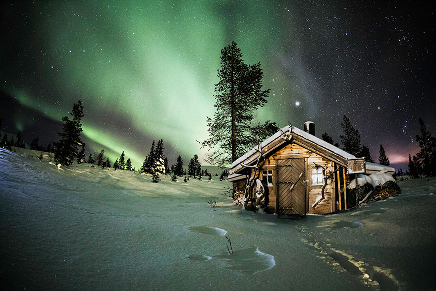 Polar Night,Finland
