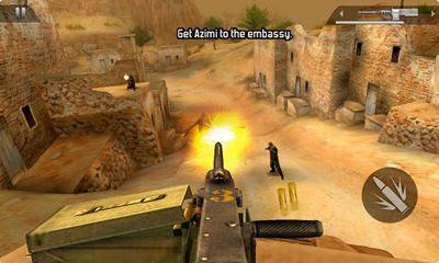 Modern Combat 2 Black Pegasus HD Apk