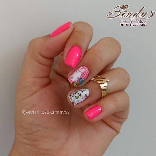 Power Pink Évora Premium + Sindy Francesinhas