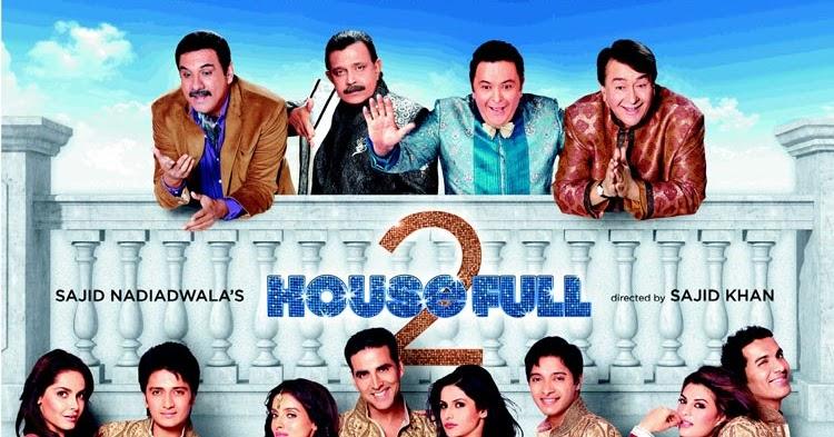 HouseFull 2 MOvie Watch Online free