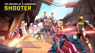 Shadowgun Legends APK MOD
