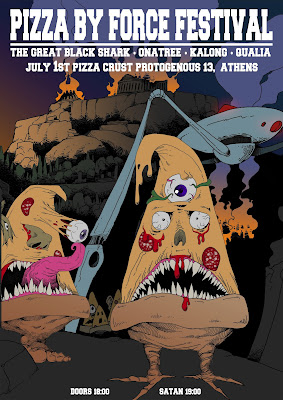 Pizza by Force festival [01.July 2018]