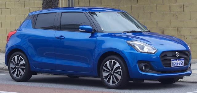 Kelebihan Dan Kekurangan Suzuki Swift