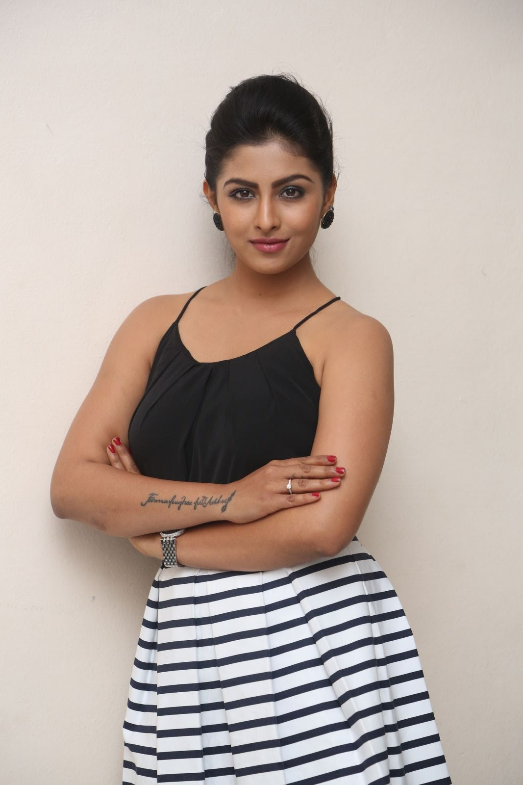 kruthika jayakumar new photos-HQ-Photo-12