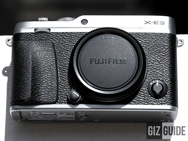 Fujifilm X-E3 First Impressions and Camera Samples