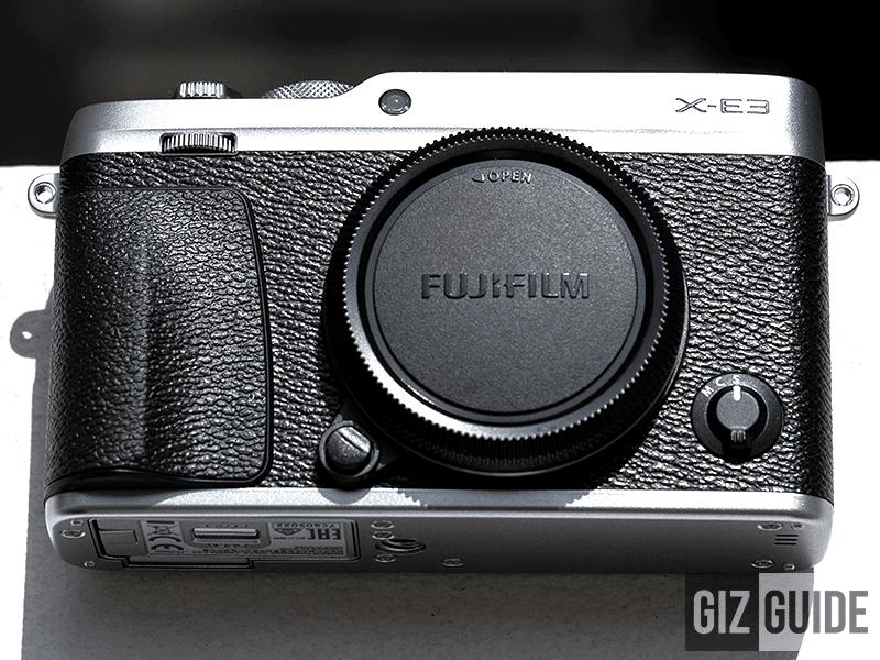 Fujifilm X-E3 First Impressions and Camera Samples