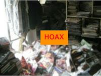 Sempat Viral Ternyata HOAX, Pria Tewas Tertimbun 6 Ton Majalah Porno adalah Bohong