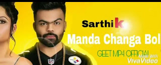 Changa Manda bol.mp3 (sharthi k) new song 2019