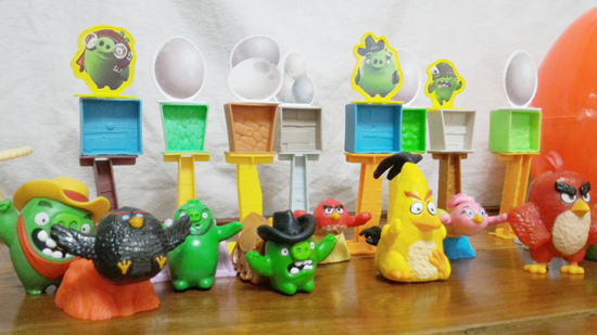 MCDONALD'S LAUNCHES THE FUN WITH THE ANGRY BIRDS #McDoHappyMeal