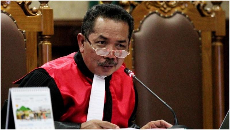 Hakim PN Jakpus, Binsar Gultom