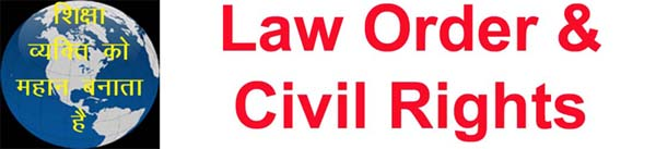 Law Order and Civil Rights