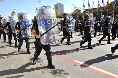 Projeto de Lei 4467/16 quer proibir municípios com Guardas Civis Municipais de contrar segurança privada