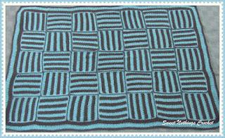 crochet afghan, crochet blanket