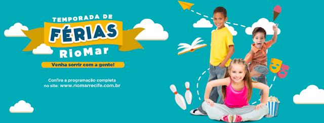 Minicursos de Música no RioMar nas férias 2017
