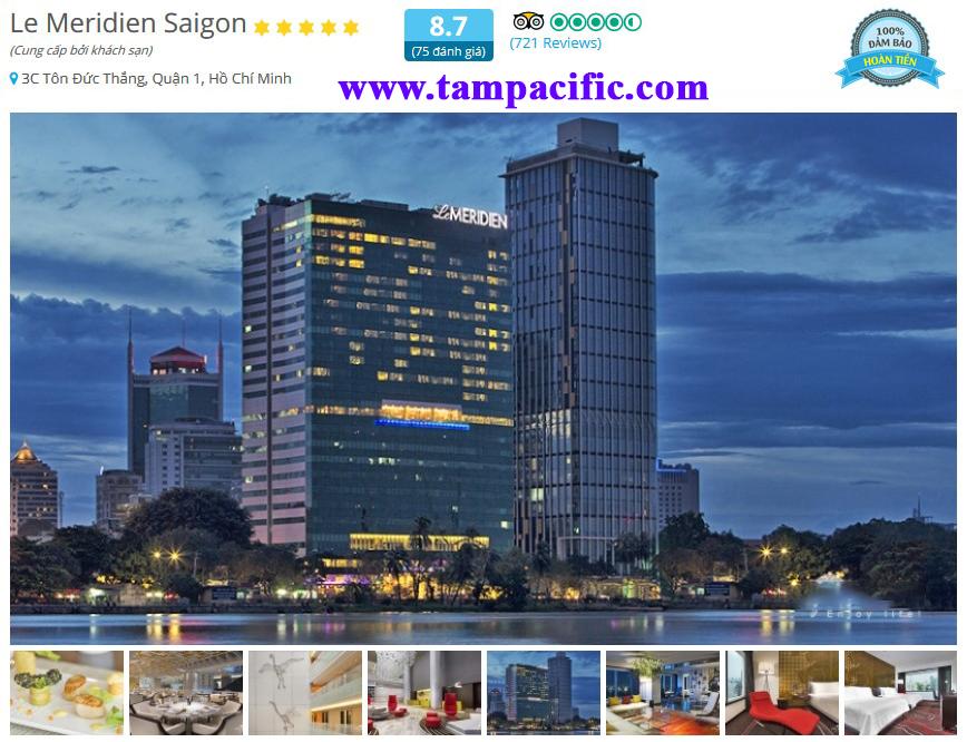 Khách sạn Le Meridien Saigon